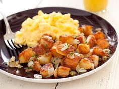 Home Fries - Cooks Illustrated recipes