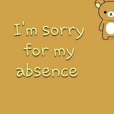 """I'm sorry for my absence""   I'm sorry for my absence   ..... to get the full story, click the link and the ""Like"" button. ;-)   http://www.lostandtired.com/2015/01/19/im-sorry-for-my-absence/  #Autism #Family #SPD #SpecialNeedsParenting"