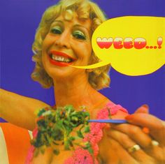 Weed was German/British project/band which was created by Virus krautrock band + Ken Hensley (from Uriah Heep). They recorded one self-titled album in 1971 with music very similar to Uriah Heep (lots of roaring Hensley's organ and guitar pyrotechnics) Psychedelic Space, Psychedelic Rock, Lp Vinyl, Vinyl Records, John Wetton, Rock Album Covers, Uriah, Heavy Rock, Lp Cover