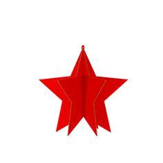 STELLA BASIC M A003407  #cardboard #christmas #star