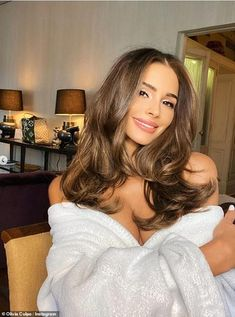 Olivia Culpo says Kim Kardashian is her 'hair icon'