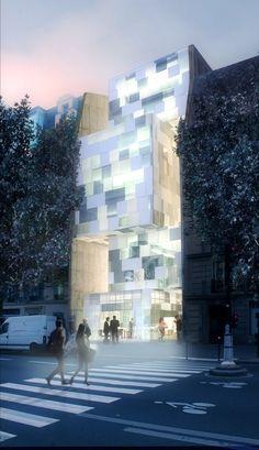 L'ambition de ce Centre Culturel du Maroc à Paris est de s'inscrire dans la scène culturelle parisienne. Il a pour objectif de faire rayonner la culture marocaine contemporaine et d'animer la production culturelle de la communauté Marocaine en France. Véritable trait d'union entre les deux pays, le CCM participe d'un renouveau de la politique culturelle.