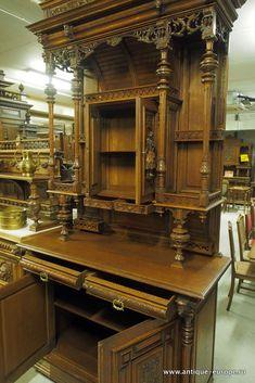 Буфеты Royal Furniture, Furniture Board, Victorian Furniture, Furniture Styles, Antique Furniture, Furniture Decor, Furniture Design, Victorian Decor, Renaissance Furniture