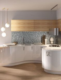 round edge kitchen
