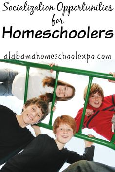Homeschool parents hear the socialization question…. A LOT! Here are just a few of the many socialization opportunities for homeschoolers.