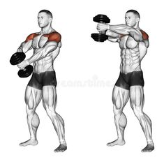 Resultado de imagen de shoulder training - Tap the pin if you love super heroes too! Cause guess what? you will LOVE these super hero fitness shirts! Fitness Workouts, Gym Workout Tips, Dumbbell Workout, Fun Workouts, Deltoid Workout, Workout Men, Workout Routines, Workout Videos, Muscle Fitness