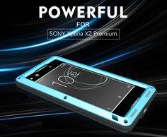 Love Mei Powerful Sony Xperia XZ Premium Protective Case