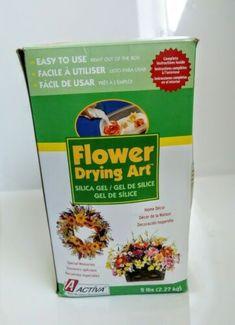 FLOWER DRYING SILICA GEL 500 grams nett weight