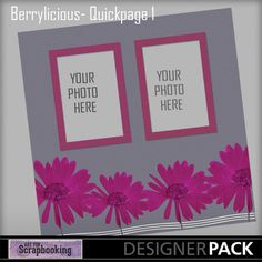 Berrylicious Quickpage 1