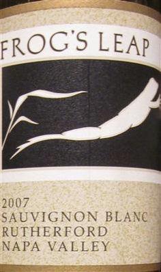 2007 Frog's Leap, Sauvignon Blanc (Rutherford (AVA)) California, USA