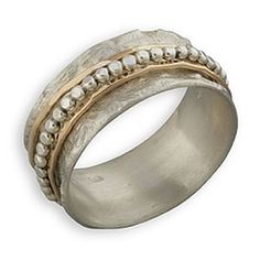 Spinner Ring like these