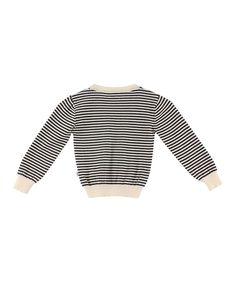 Take a look at this Coal Gray Alv Merino Wool Sweater - Infant & Boys on zulily today!