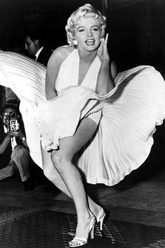 The most expensive dress: Marilyn Monroe's white halterneck dress from The Seven Year Itch was the top lot at the sale of Debbie Reynolds' Hollywood memorabilia this weekend, fetching $4.6 million (£2.8 million).