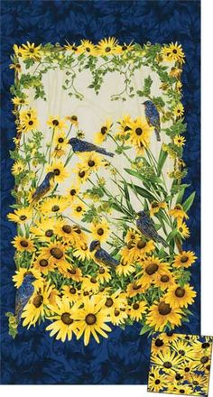 BLUEBIRDS QUILT KIT This has to be one of the most BEAUTIFUL quilts I have ever seen!!!!!!!!!!!!!!!!!!!!!!!!