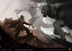 The Cave - By Diego de Almeida