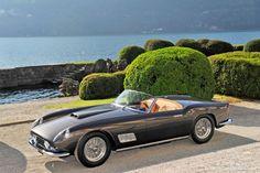 1958 Ferrari 250 GT California Spider For more: goo. Audi, Bmw, Classic Sports Cars, Classic Cars, Porsche Classic, Automobile, Ferrari Car, Classic Motors, Automotive Design