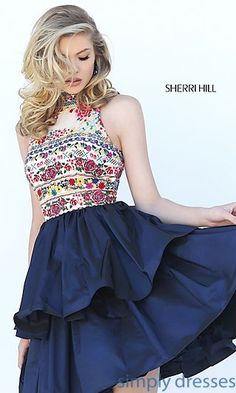 Sherri Hill Dresses, Prom and Pageant Dresses