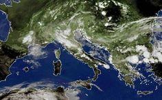 Arriva il freddo dalla Scandinavia, poi torna il caldo torrido Il ciclone Amnesia abbandona l'Italia, nel contempo aumenta la pressione da Ovest che richiamerà venti freschi dalla Scandinavia, collegati ad una bassa pressione nordeuropea. La redazione web del si #freddo #scandinavia