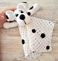 Crochet Lovey, Knit Crochet, Baby Snuggle Blanket, Baby Clothes Patterns, Baby Hats Knitting, Crochet Patterns Amigurumi, Crochet For Kids, Crochet Animals, Stuffed Toys Patterns