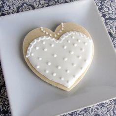 bridal cookie