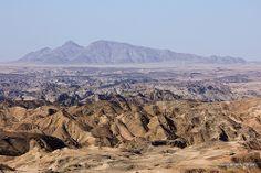 Moon Valley - Namibia