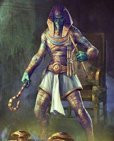 - NEFTIS -, , , Hija de Gueb y Nut, esposa de Set. Ayudó a Isis a localizar el cadáver de Osiris y a ...