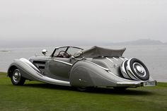 1937 Horch 853 Voll & Ruhrbeck Cabriolet