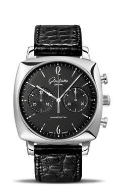 Sixties Square Chronograph Call 727-898-4377 or 813-875-3935 to buy!