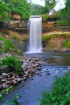 ✯ Minnehaha Falls - MN