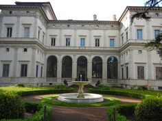 Villa Farnesina in Rome