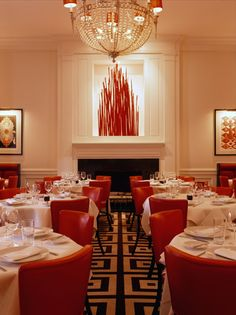 David Burke Townhouse, NYC. One of the few things that will make me trek it to the UES