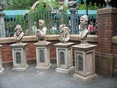 Haunted Mansion-Liberty Square, Walt Disney World