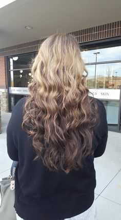 Beautiful ombre at Oliver Finley Academy of Cosmetology.