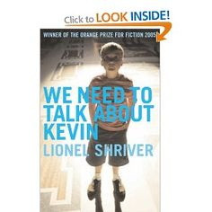 We Need to Talk About Kevin Great story