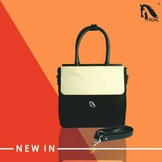 Simple, stylish & practical, this bag is the ultimate accessory for any day of the week.  Carry yours in the crook of your arm or sling it over your shoulder!  Name: Artax Model no: WP21 Type: Satchel/Women's Office Bag Leather: Sambhar/Bovino Colour: Black/Ivory Note: Can be customized to your preference.  #foal #foalmumbai #bagsatfoal