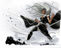Storm by Raul Trevino
