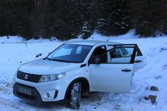If you're planning a trip to the Romanian mountains, then you need a good car by your side. And Suzuki Vitara would make an excellent choice for such a trip. One amazing SUV, sturdy, powerful and very precise. Transylvania Romania, Car Ins, Beautiful Landscapes, Cool Cars, Mountains, Amazing, Blog, Magick, Blogging