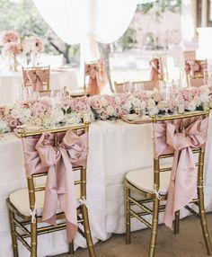 Wedding Chair Decorating Ideas 7