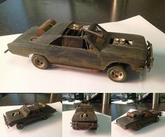 Mad Max Car Model by SeanE.deviantart.com on @DeviantArt