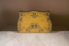 Butler Provence Hand Painted Chest