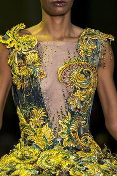 Guo Pei Haute Couture Spring 2017 - Details