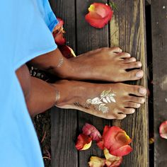 Live. Love. Wander.- Flash Tattoos X The Miracle Foundation presents Sheebani – a line of unique henna-inspired temporary tattoos named after Sheebani, the orphan child who was the inspiration for the