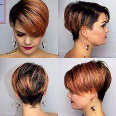 Sali Rasa Short Hairstyles 2018 - 1