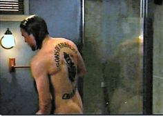 Charlie Hunnam Sons of Anarchy OOOHH! check out that reflection!!!