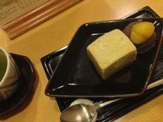 【毎年食べに行っています】秋の風物詩「栗ババロア」 紀の善@飯田橋