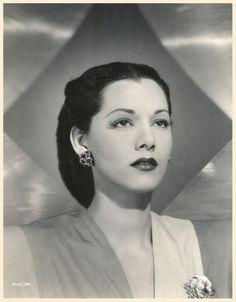 Maria MONTEZ '30-40 (6 Juin 1912 - 7 Septembre 1951)