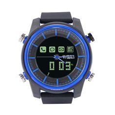 2106 New Youngs Smart Sport Watch For Android iOS 100M Waterproof No Charge Bluetooth APP Watch High Quality Christmas Gifts