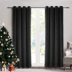 Velvet Curtains Blackout – All Curtains