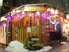 Bar Latino - 外観写真:気軽に立ち寄れる好立地と雰囲気! Fair Grounds