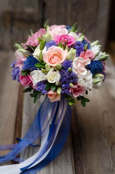 roses of various styles, share with you who have love - Page 16 of 46 - BEAUTIFUL LIFE Blue Wedding, Floral Wedding, Diy Wedding, Dream Wedding, Bride Bouquets, Bridesmaid Bouquet, Floral Bouquets, Bridal Flowers, Flower Bouquet Wedding